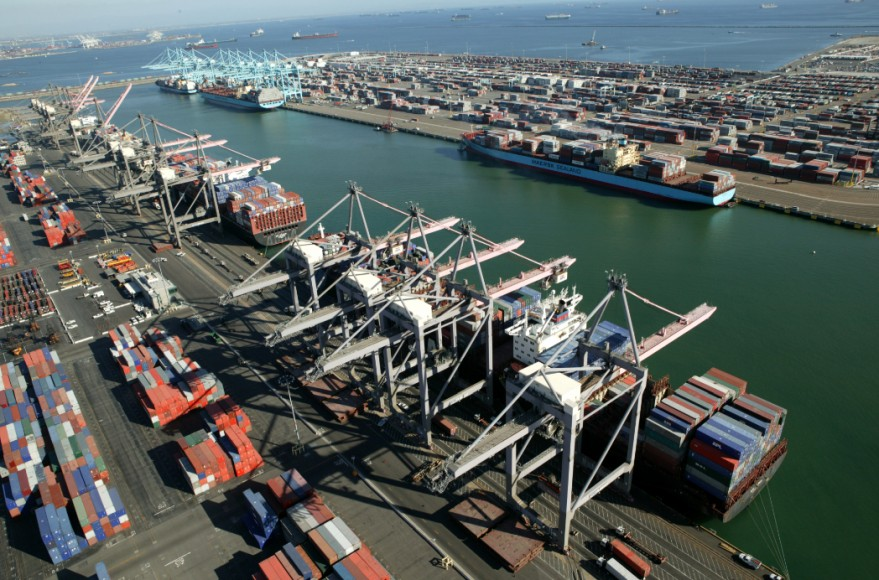 POLA SECOND BUSIEST AUGUST IN PORTS HISTORY